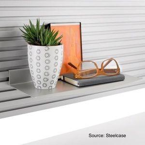 NIB Steelcase Personal Shelf